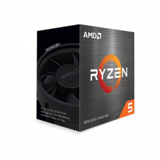 CPU AMD Ryzen 5 5600X 3.7 GHz (4.6 GHz with boost) / 32MB / 6 cores 12 threads / 65W / Socket AM4